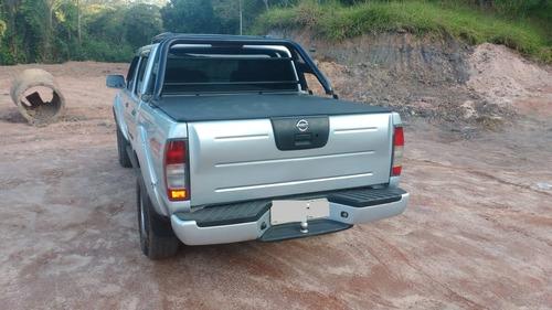 camionete- frontier- 4x4- ano 2007-troco- micro- cam- carro
