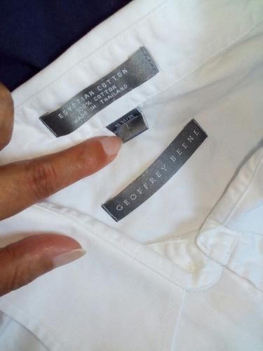 camisa 100,%algodon l