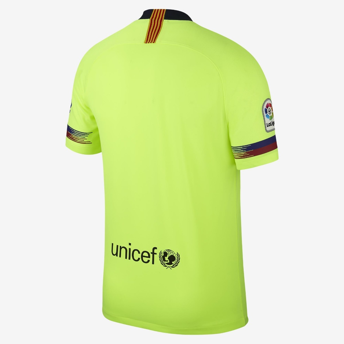 camisa 2 barcelona 18 19 torcedor nike. Carregando zoom. 2259bfbf457ae