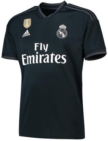 Camisa 2 Real Madrid 2019 Oficial b8afc4550f4fa