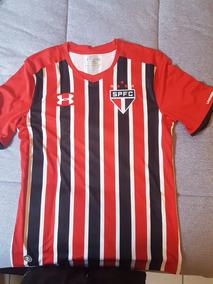74688e3446e Camisa Spfc Under Armour - Masculina São Paulo em De Times Nacionais no Mercado  Livre Brasil