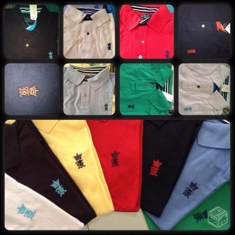 Camisa 20 Camisetas Gola Polo Varias Marcas Lucre Atacado - R  375 ... 1bb50263380ae