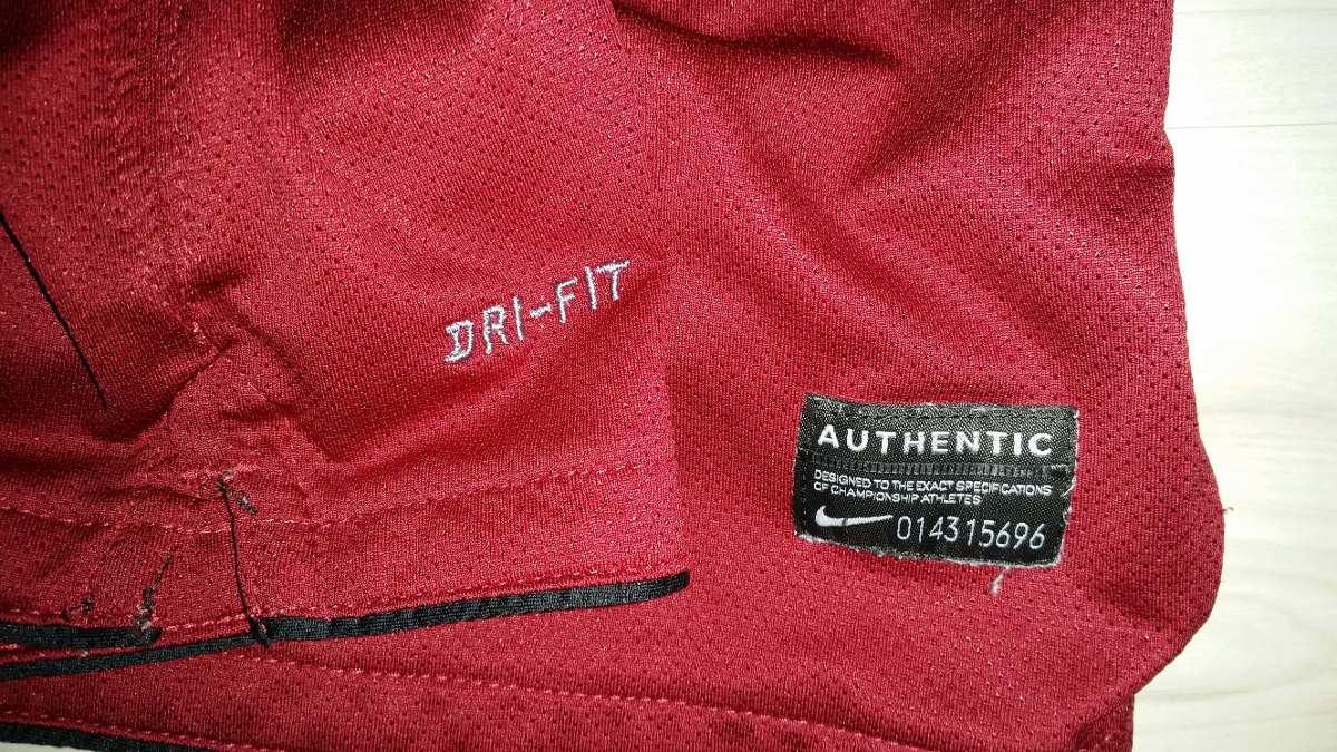 99a60590e9 camisa 3 do corinthians vermelha 2011 nike - tam s infantil. Carregando zoom .