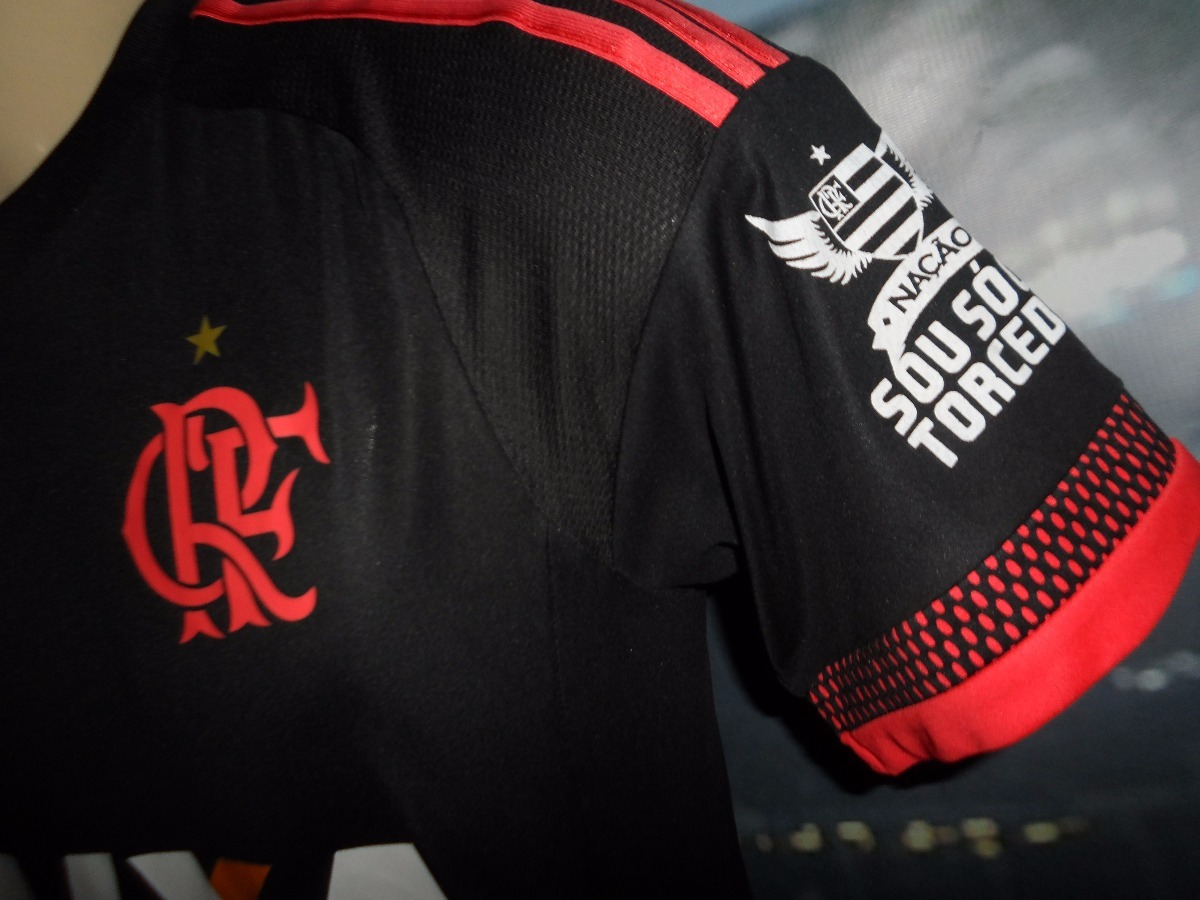 539f6a0c19 camisa 3 do flamengo usada na temporada 2016 !!! Carregando zoom.