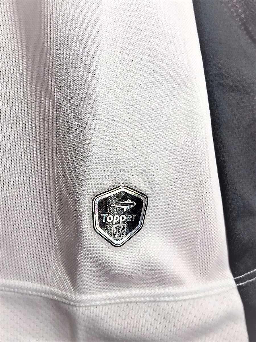 Camisa 3 Feminina Topper Botafogo Oficial - Nfe - 2018 - R  229 c4b94beff3bd8
