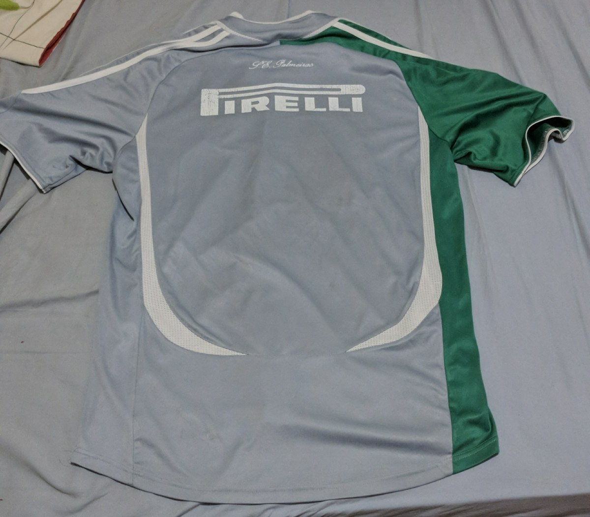 camisa 3 palmeiras 2006 adidas. Carregando zoom. 30e3cb7dd5baf