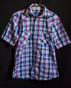 e69808ef4c89 Camisa A Cuadros Mistral