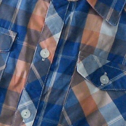 camisa a cuadros para niño maximini