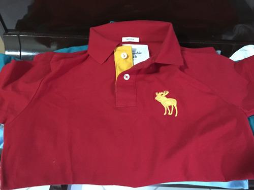 camisa abercrombie & fitch original