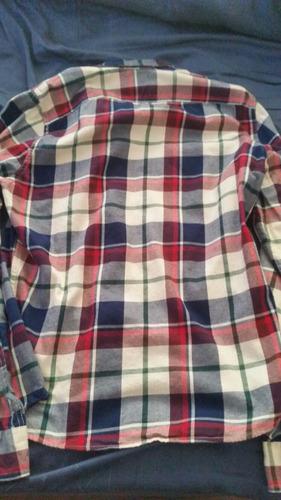 camisa abercrombie importada manga larga