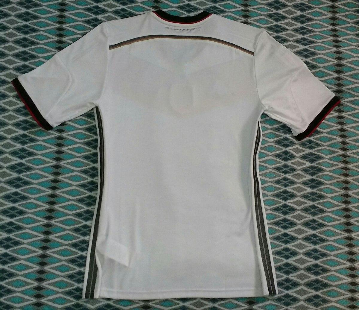 3cade22fda camisa adidas alemanha 2014 home torcedor. Carregando zoom.