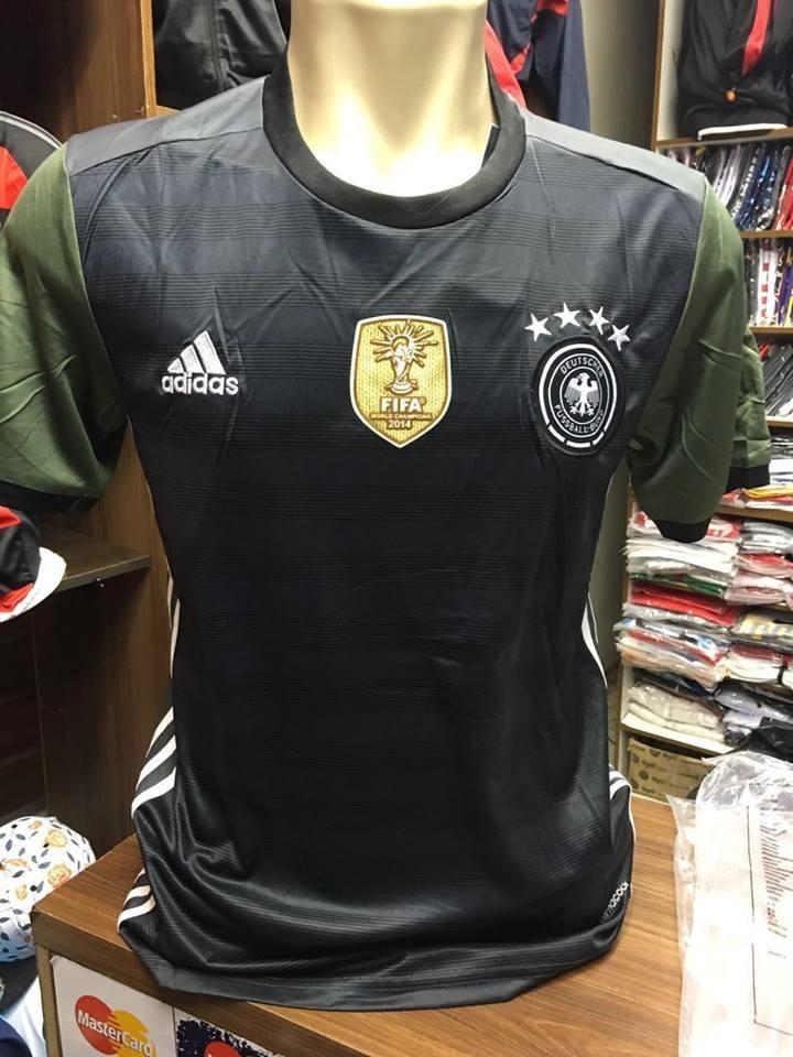 camisa adidas alemanha 2014 original climacool. Carregando zoom. be395bfaaa31e