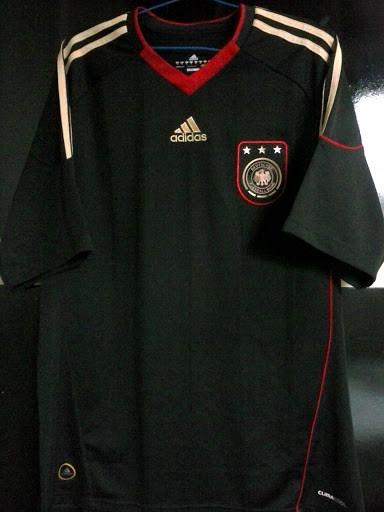 67daeab200799 Camisa adidas Alemanha Away 2010-2011 Sweepet95 - R  999