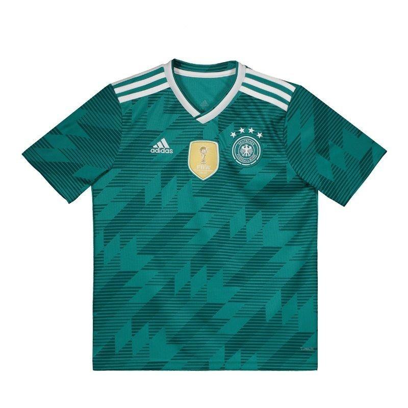 camisa adidas alemanha away 2018 juvenil. Carregando zoom. c6935ba8cfced