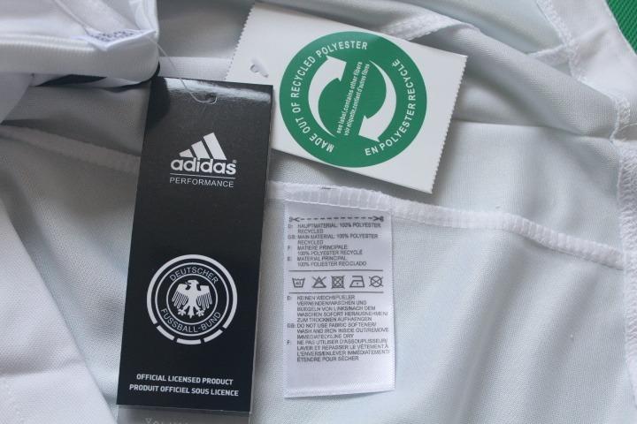 c6790ddbcf7c0 Camisa adidas Alemanha Home 2018 - R  139