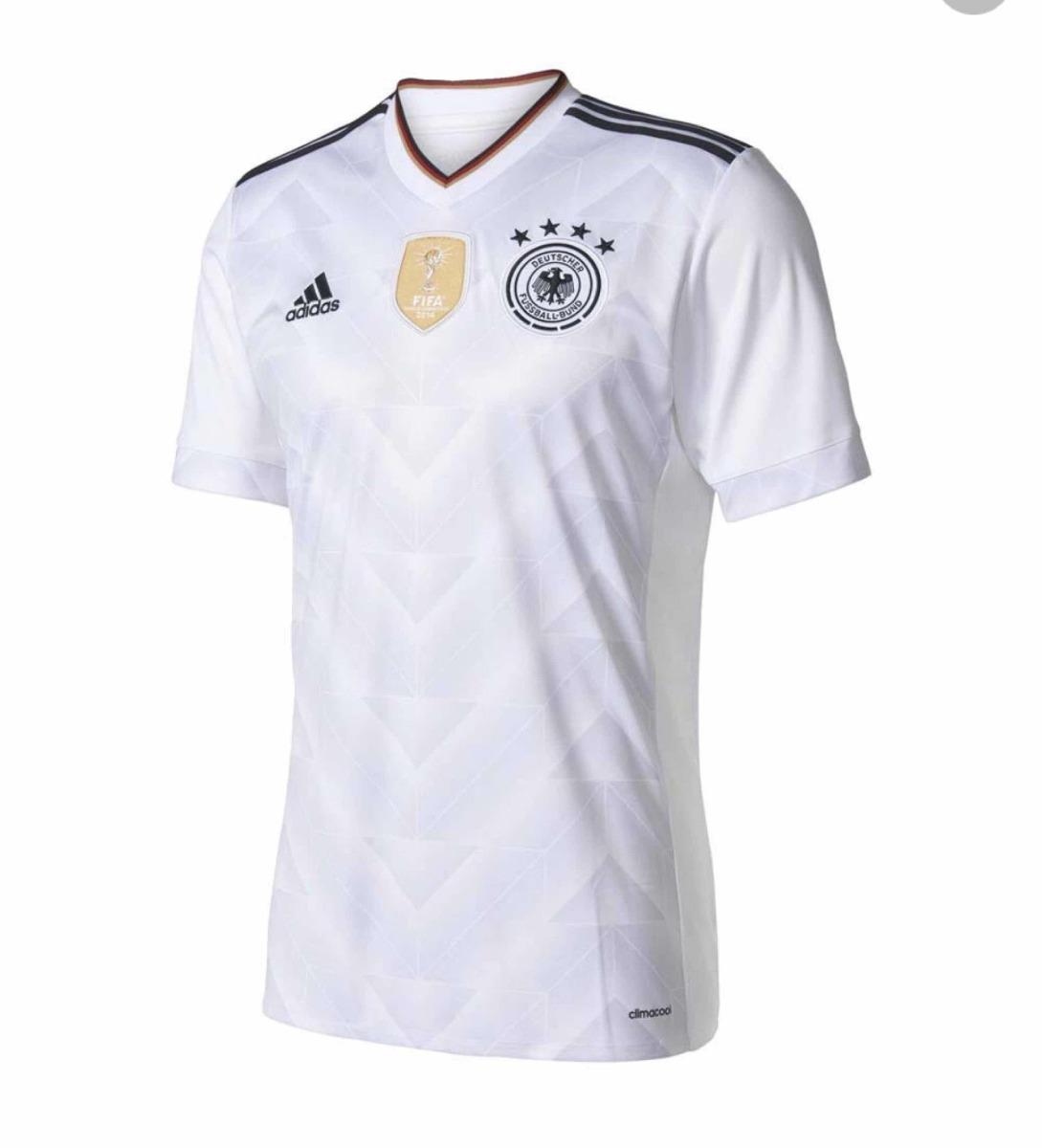 camisa adidas alemanha ¿¿ n3 copa 2018. Carregando zoom. e3d499fa1e57b
