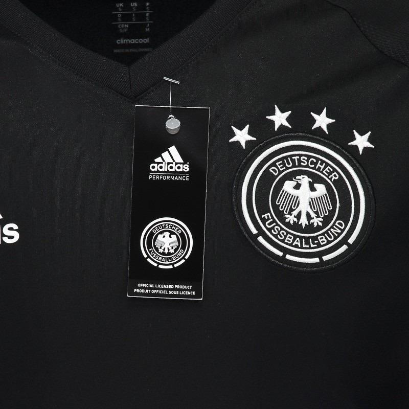camisa adidas alemanha treino 2017. Carregando zoom. f96b87b980f69