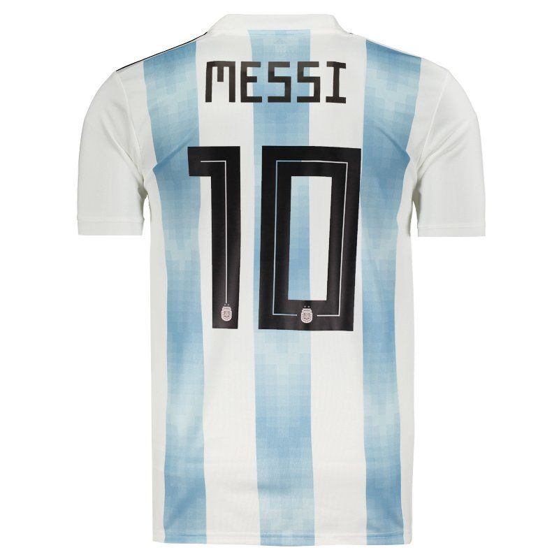 be3a2b5354c8e camisa adidas argentina home 2018 10 messi. Carregando zoom.