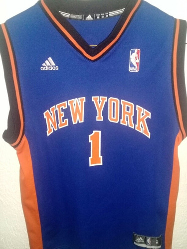 camisa adidas basquetball, new york