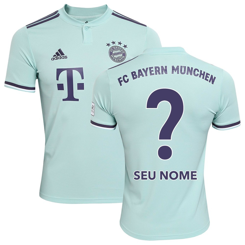 6a6862741263f Camisa adidas Bayern De Munique Away 2018 19 Robben Original - R ...