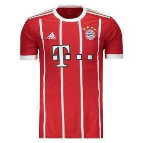 f9c4abbb30f Camisa Bayern 2018 - Camisas de Times Masculina Alemães Bayern Munique no  Mercado Livre Brasil
