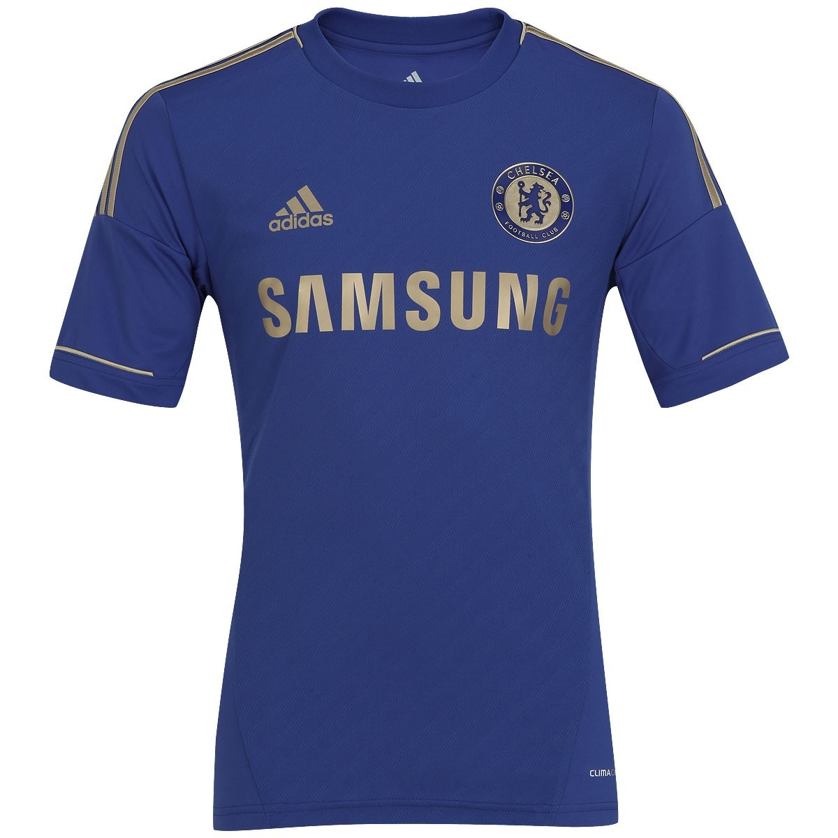Camisa adidas Chelsea 12 13 - M - R  159 91355bffa0458
