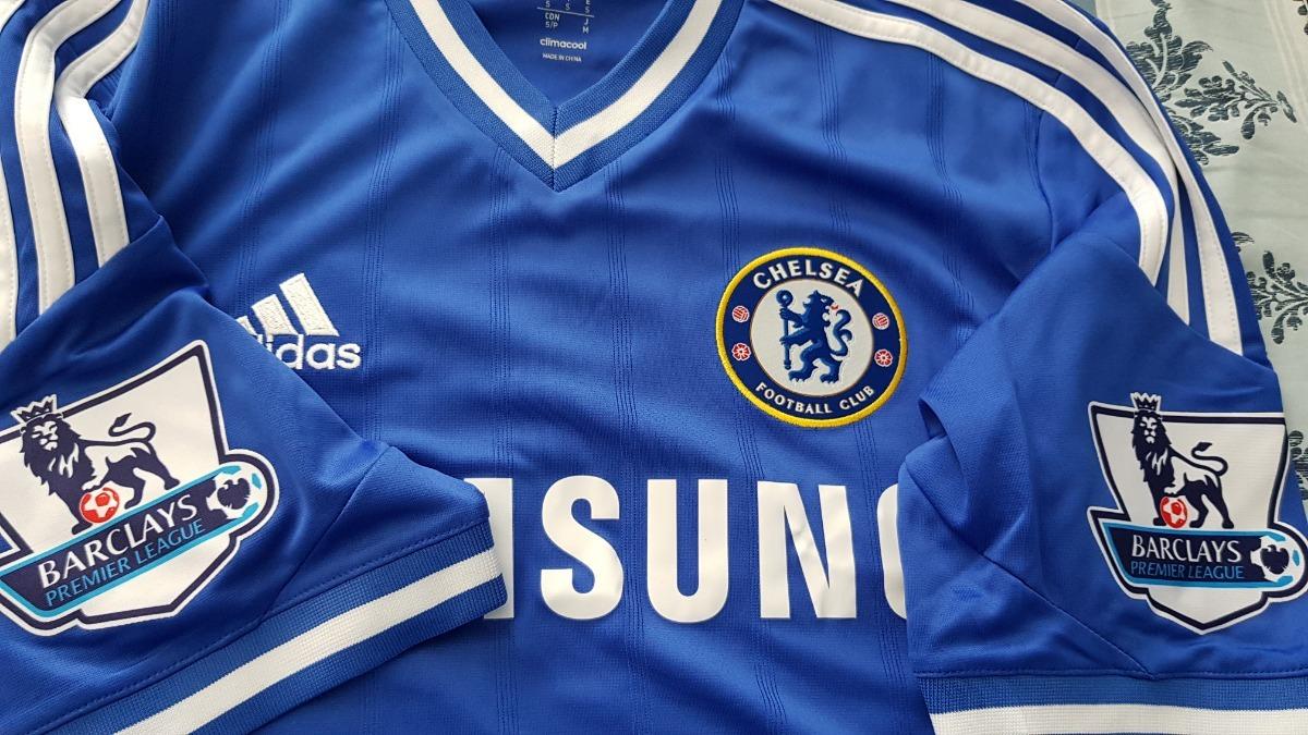 d53e342b97eda Camisa adidas Chelsea E Russia