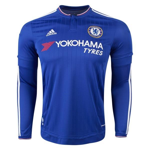 Camisa adidas Chelsea Fc Mlonga 15 16 Original - Sports Mc - R  149 ... 43d1ac558d913