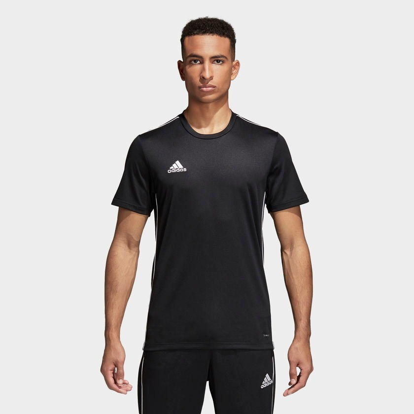camisa adidas core 18 masculina. Carregando zoom. 7e6c6d0751b