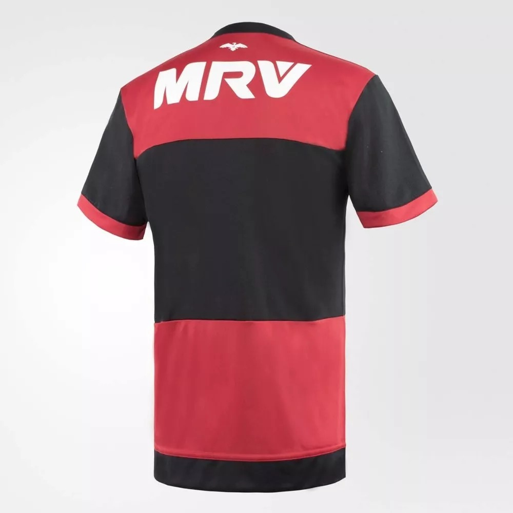camisa adidas cr flamengo 1 2017 - 2018 original m g mengao. Carregando  zoom. 810a2380a5d0b