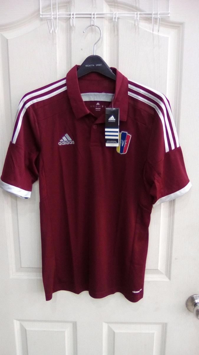 Estadísticas yeso Violar  Camisa adidas De La Vinotinto F50325 - Bs. 0,65 en Mercado Libre