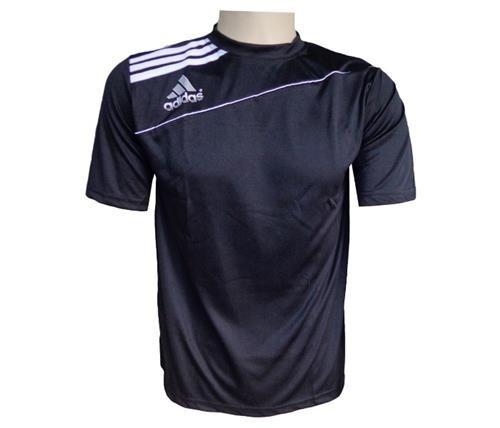 camisa adidas dri fit preta e branca frete gratis