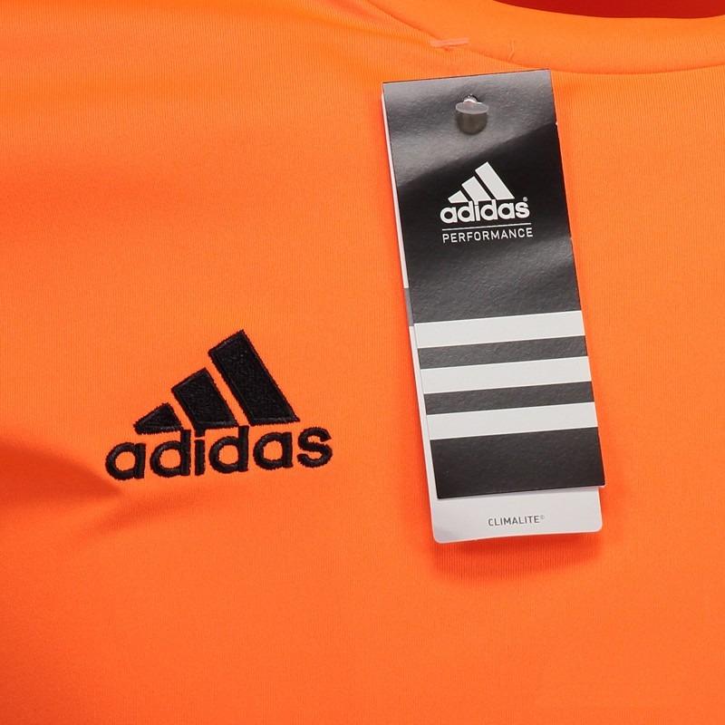 camisa adidas entrada 14 laranja. Carregando zoom. 12e8e8d9f4c