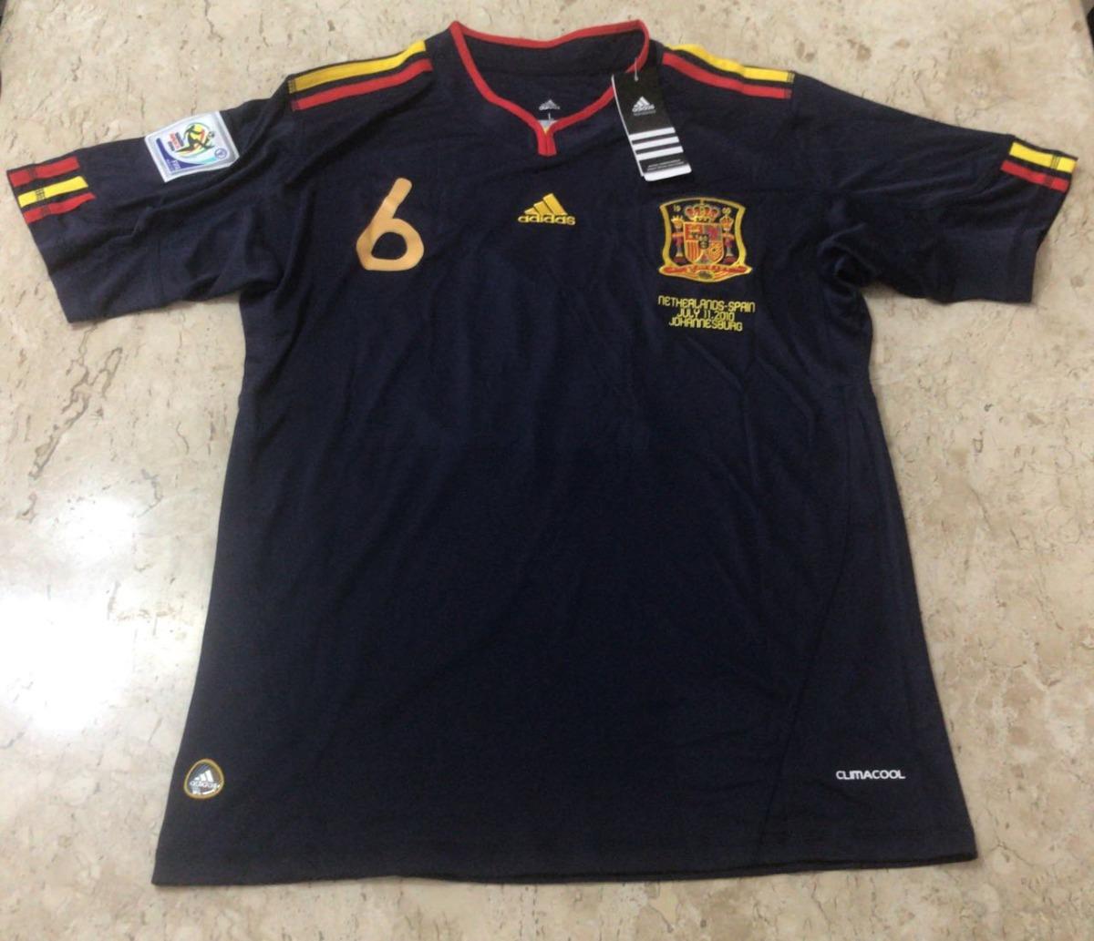 2e4fd35903fc2 camisa adidas espanha 2010 final da copa do mundo. Carregando zoom.