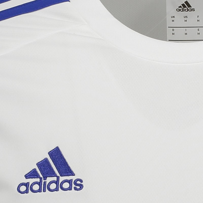 c085ce663c3 camisa adidas estro 15 branca e azul. Carregando zoom.