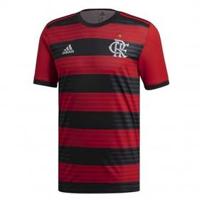 fba99331e1 Camiseta Adidas Vermelha - Calçados, Roupas e Bolsas com o Melhores Preços  no Mercado Livre Brasil