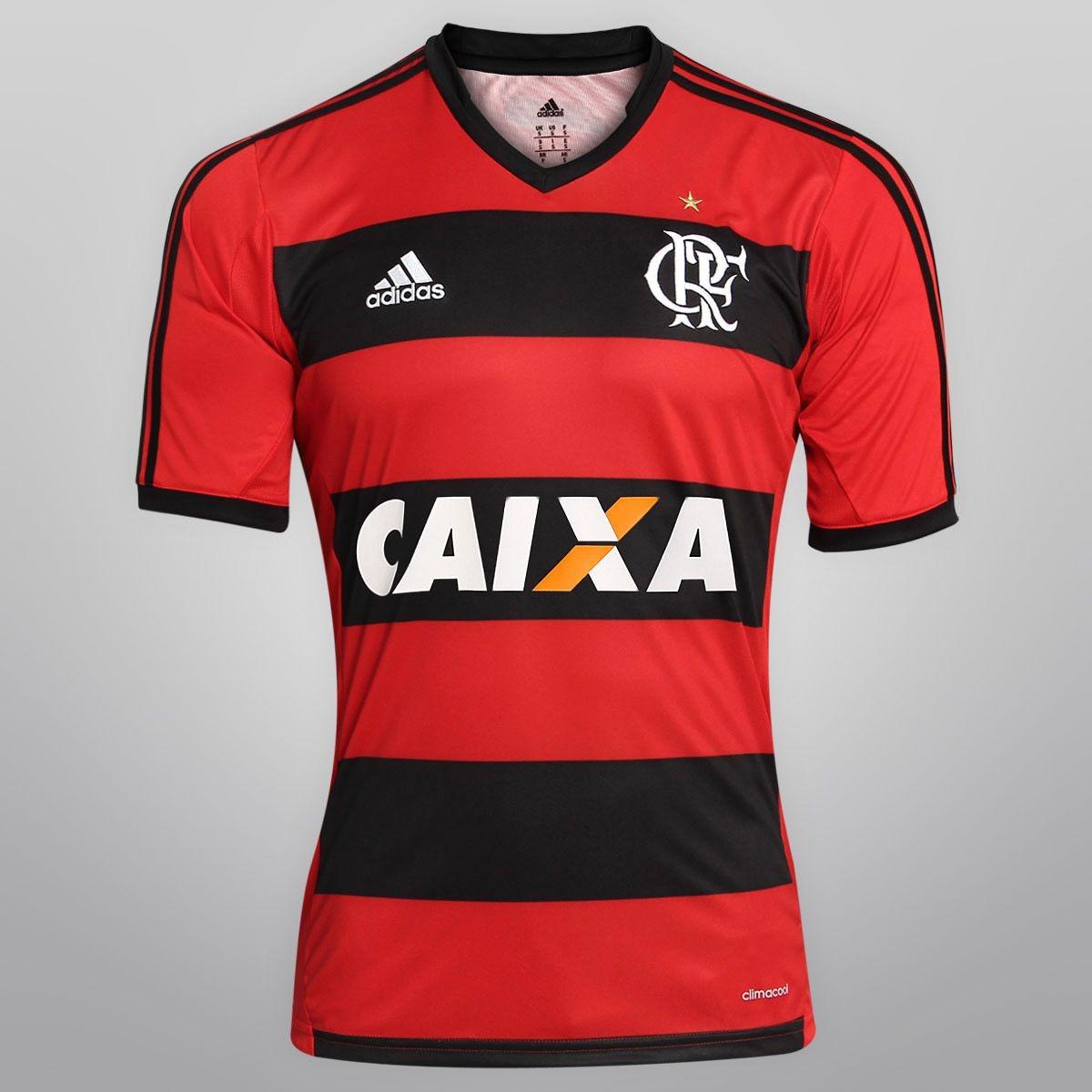 Camisa adidas Flamengo 13 14 S nº Orig Oficial De 249 e984230dd9d7d