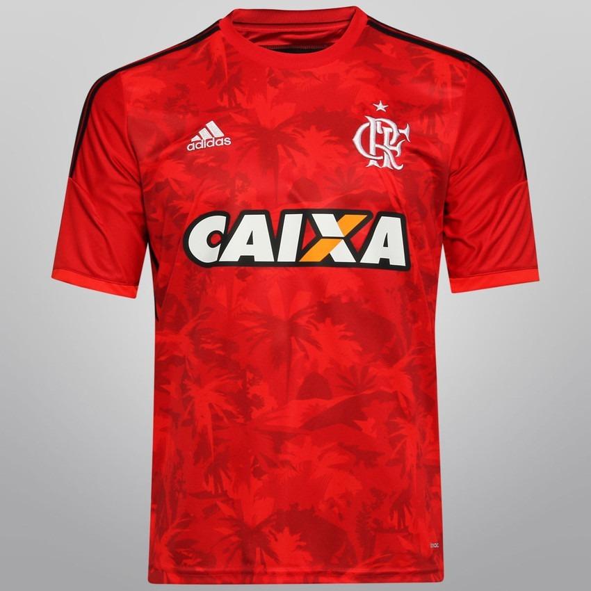 8032991e47 camisa adidas flamengo 2014 15 uniforme 3. Carregando zoom.