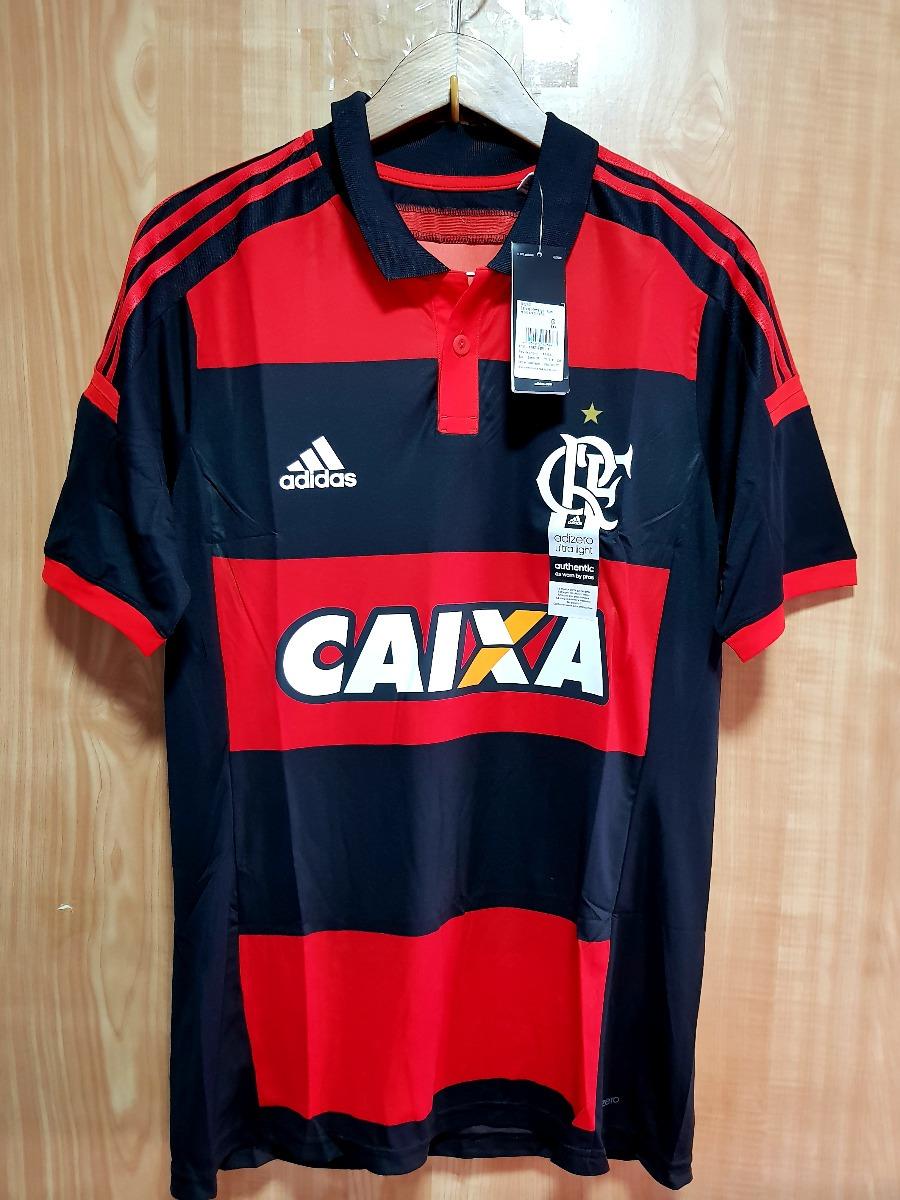 c1aafe8267 camisa adidas flamengo adizero 2014 original + nota fiscal. Carregando zoom.