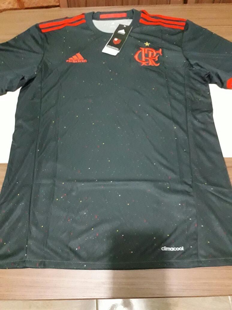 camisa adidas flamengo especial original. Carregando zoom. 2bc8c07a35c50