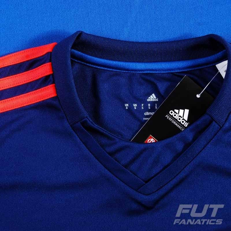 82b3556a56 camisa adidas flamengo goleiro i 2015 - futfanatics. Carregando zoom.