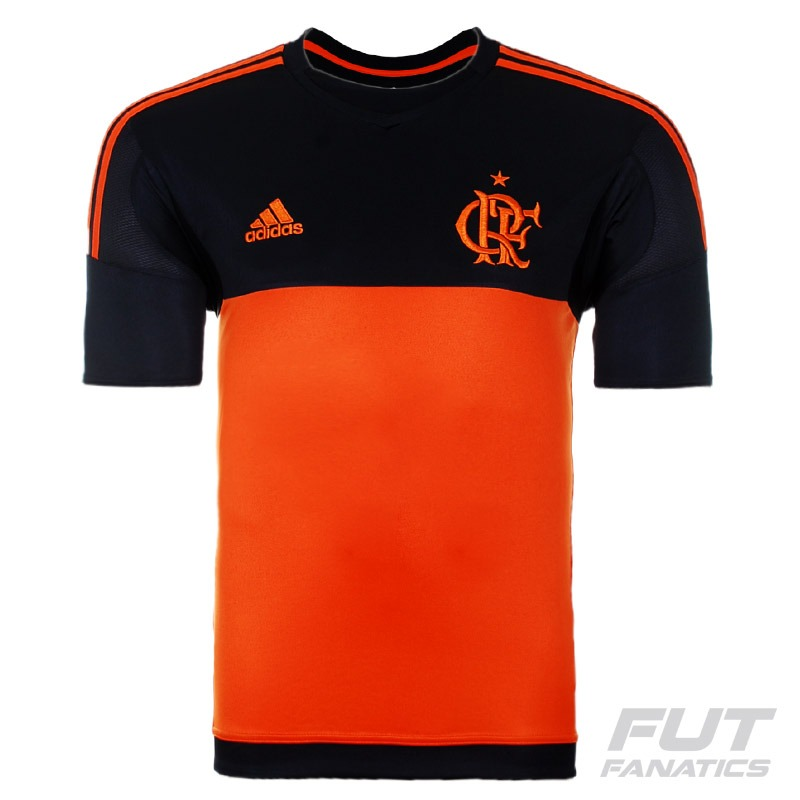 5971ec686e camisa adidas flamengo goleiro ii 2015 - futfanatics. Carregando zoom.