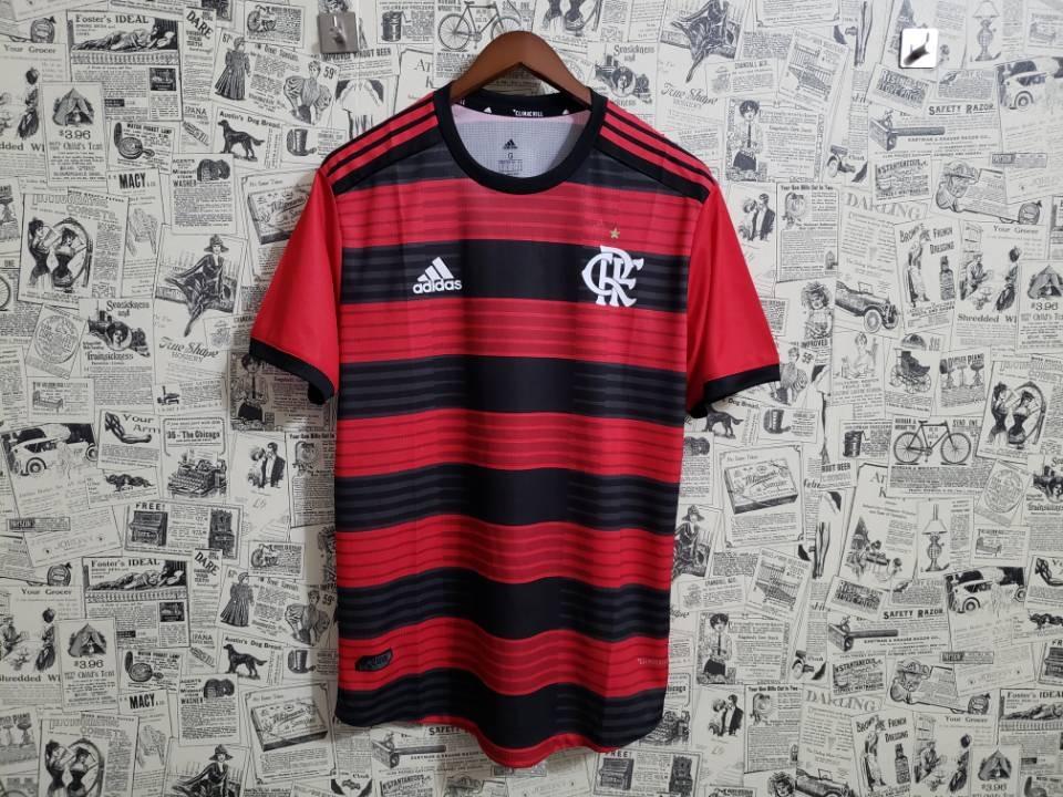 camisa adidas flamengo home versão jogador player - original. Carregando  zoom. 2db9ccc41b366