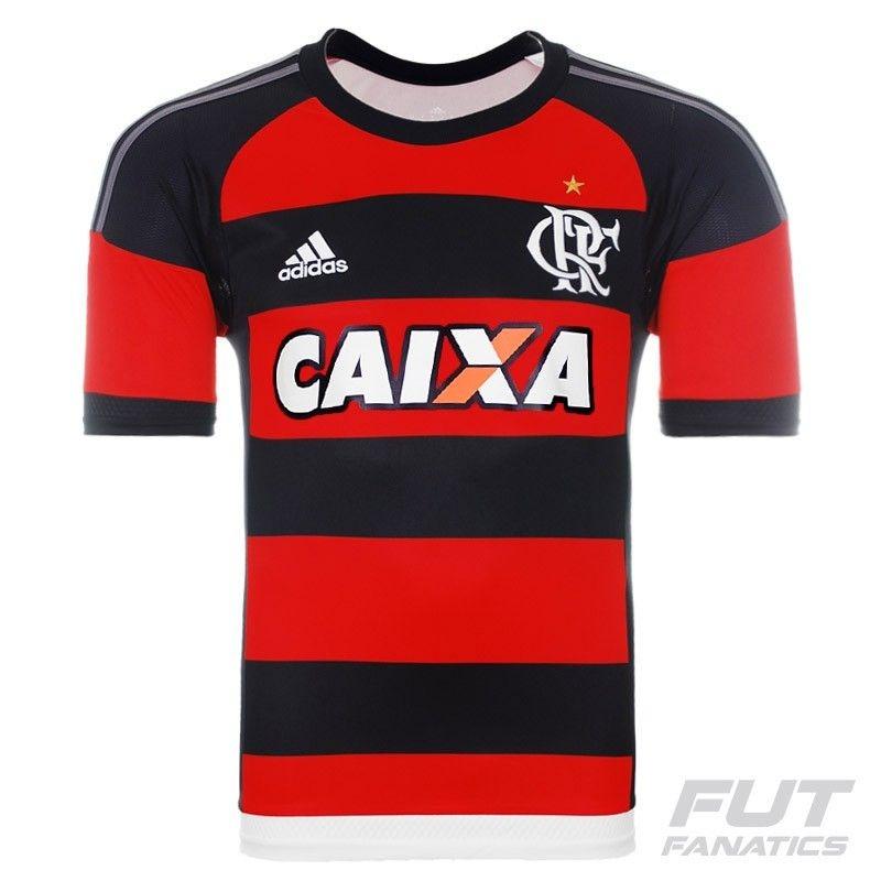 245422e8cc camisa adidas flamengo i 2015 9 guerrero - futfanatics. Carregando zoom.