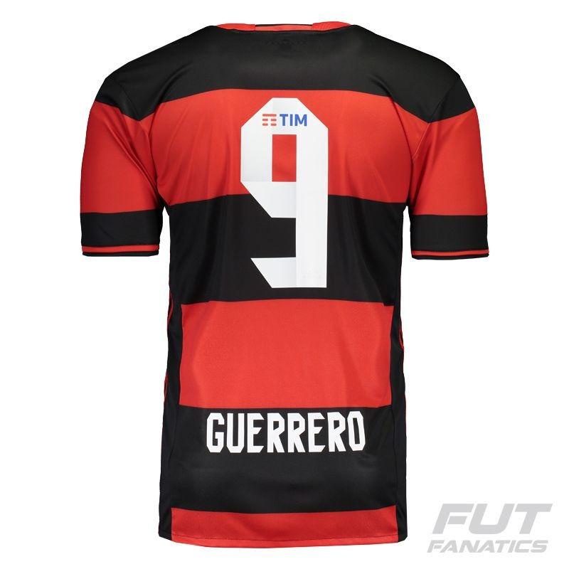 43396b50b3 camisa adidas flamengo i 2016 9 guerrero - futfanatics. Carregando zoom.
