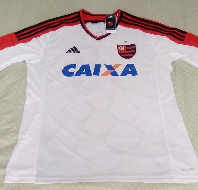 Camisa adidas Flamengo Ii 14 15 S nº Original- Frete Grátis! - R ... f754422536e95