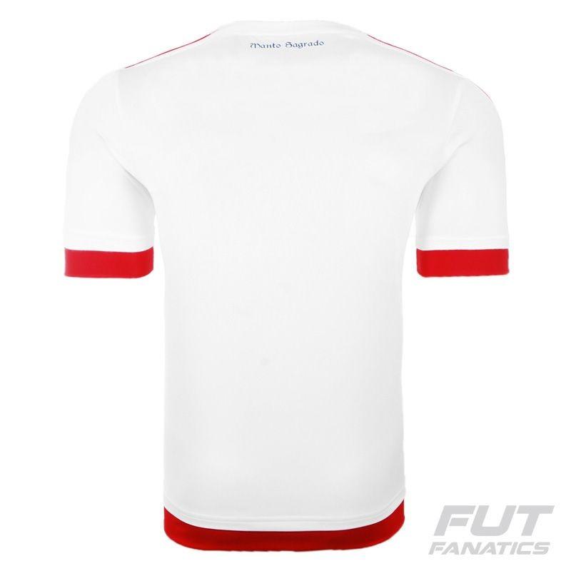 ... camisa adidas flamengo ii 2015 sem patrocínio - futfanatics. Carregando  zoom. c2d26efd70ddc2 ... 47c160f6c956a