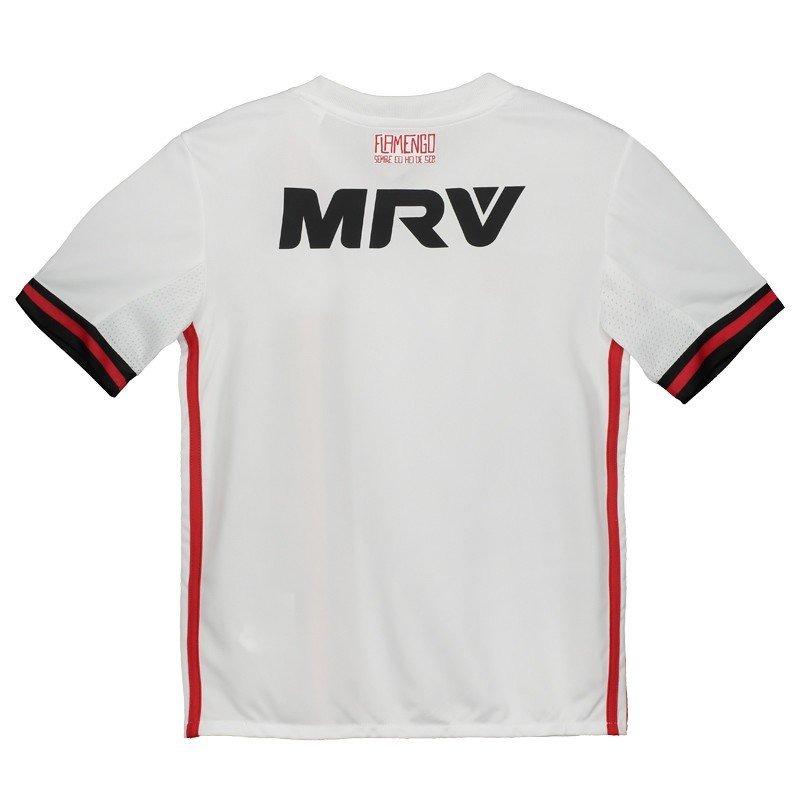 camisa adidas flamengo ii 2017 juvenil. Carregando zoom. d822097664607