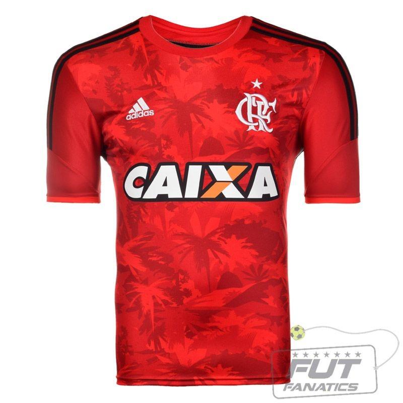 c46235b53a Camisa adidas Flamengo Iii 2015 - Futfanatics - R$ 99,90 em Mercado ...
