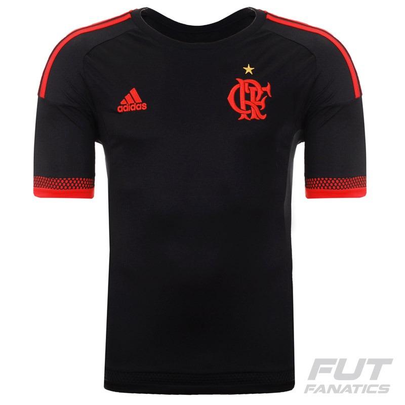 56af3bf300 camisa adidas flamengo iii 2016 - futfanatics. Carregando zoom.